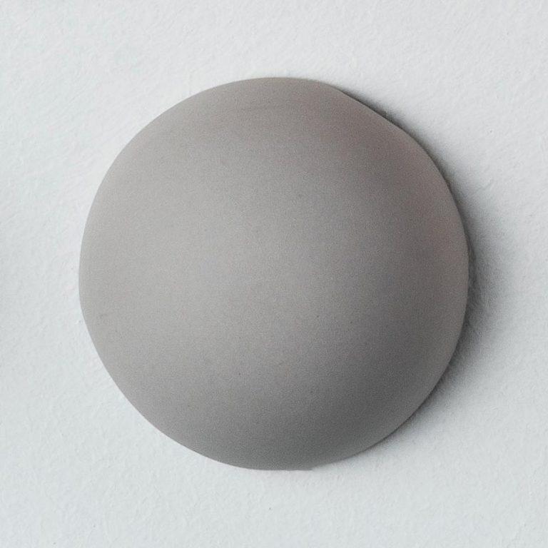 Stain Sample: 20% Orange, 60% Turqoise, 20% Pink