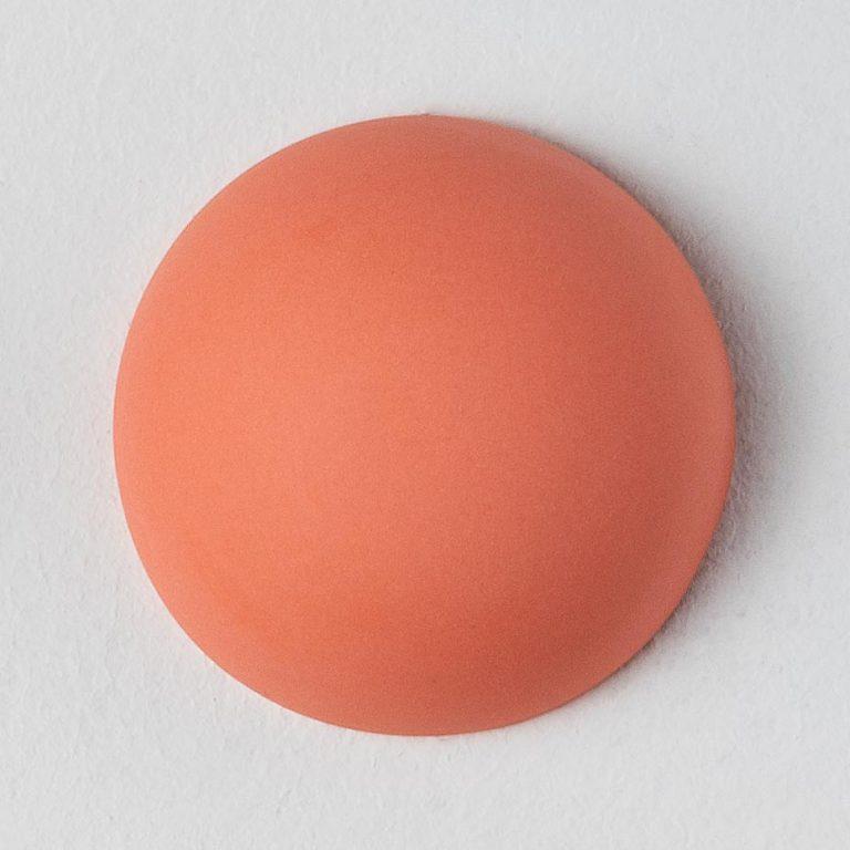 Stain Sample: 80% Orange, 0% Turqoise, 20% Pink