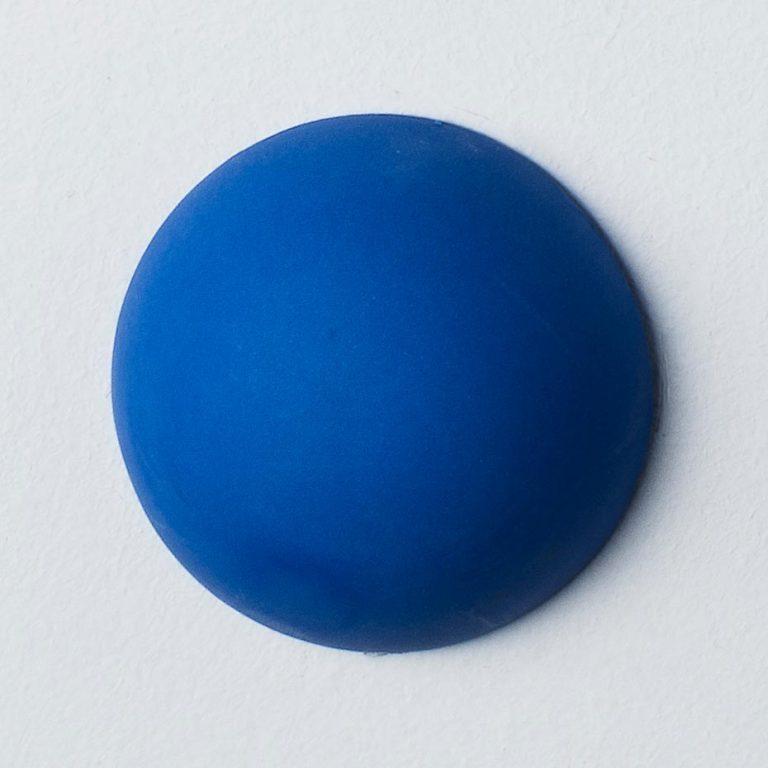 Stain Sample: 0% Praseodymium, 100% Blue, 0% Red