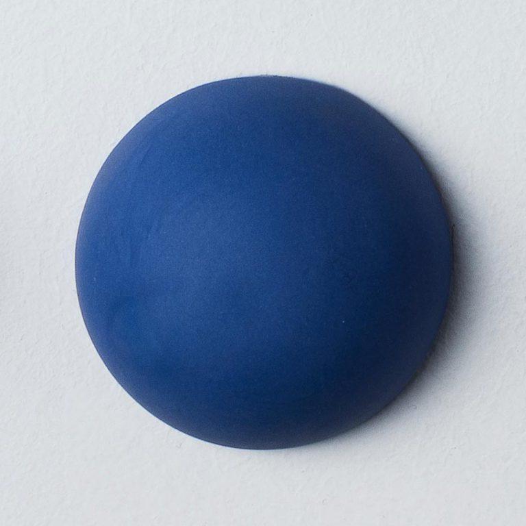 Stain Sample: 0% Praseodymium, 80% Blue, 20% Red