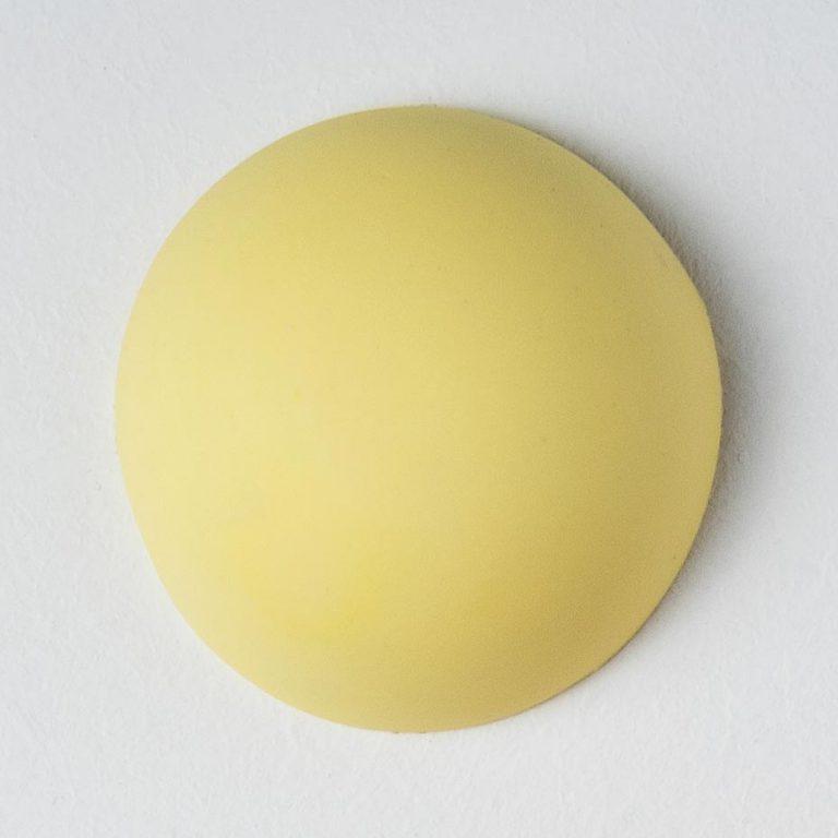 Stain Sample: 100% Praseodymium, 0% Blue, 0% Red
