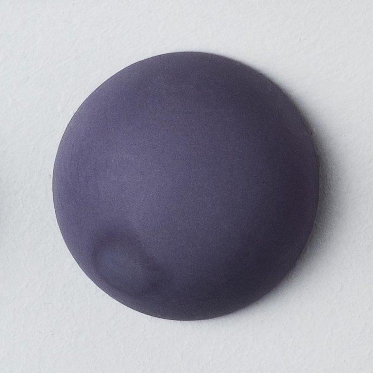 Stain Sample: 20% Praseodymium, 40% Blue, 40% Red